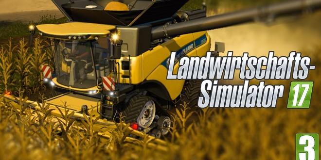FARMING SIMULATOR 17 #3: Mais ernten als Mission im Landwirtschafts-Simulator 2017! I Gameplay LS17