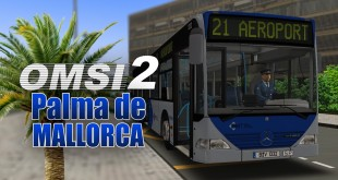 OMSI 2: Palma de Mallorca Preview mit dem MB O530 #2: Angekommen am Aeroport!