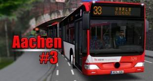 OMSI 2: Aachen mit dem MB O530GL #3: Euer Feedback zum Payware-Addon!