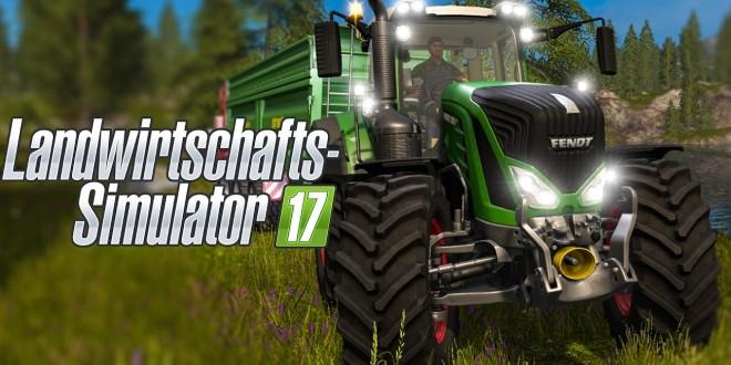 FARMING SIMULATOR 17: Gameplay PREVIEW zum Landwirtschafts-Simulator 2017