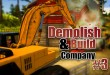 DEMOLISH AND BUILD COMPANY 2017 #3: Wände mit Bulldozer abreißen! Let's Play Demolish Simulator 17