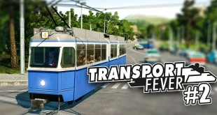 TRANSPORT FEVER #2: Knappe Budgets! I Transport Fever deutsch PREVIEW
