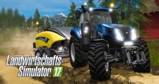 Farming Simulator 17: Fahrzeuge, Felder, Maschinen, Ernter, Features des LS17 im Gameplay Stream!