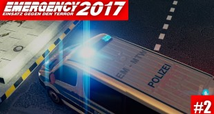 EMERGENCY 2017 #2: Demonstration eskaliert mit Brand und Gewalt! I Gameplay EMERGENCY 2017 deutsch