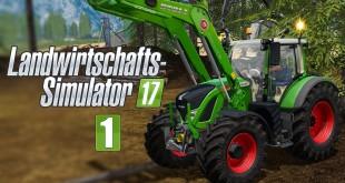 LANDWIRTSCHAFTS-SIMULATOR 17 FORST #1 – Beginn mit Liongamer1! I LS17 Forst-Projekt