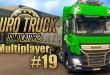 Euro Truck Simulator 2 Multiplayer #19: Truckerfahrer-Probleme: Rastplätze! I ETS 2 deutsch