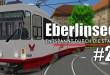 OMSI 2: Eberlinsee mit der Tatra KT4Dtm #2 – Abwechslungsreiche Straßenbahnkarte!