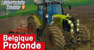 LANDWIRTSCHAFTS-SIMULATOR 15 #30: Häckseln auf der Belgique Profonde im FS15!