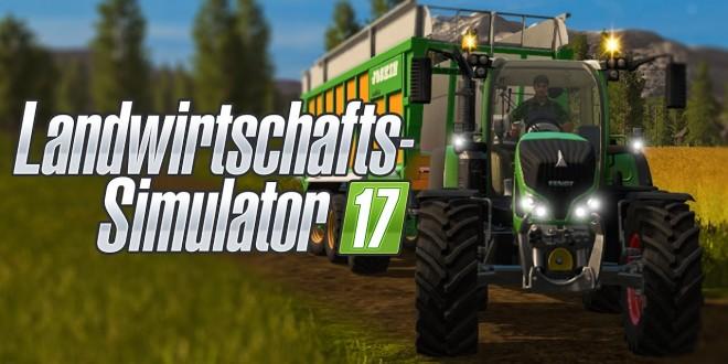 FARMING SIMULATOR 17: Gameplay Preview vom LANDWIRTSCHAFTS-SIMULATOR 2017!