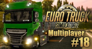 Euro Truck Simulator 2 Multiplayer #18: Was ist hier los? CHAOS! I ETS 2 deutsch