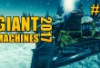 GIANT MACHINES 2017 #6 – Bäume fällen für XXL-Truck! Let's Play GIANT MACHINES 2017 deutsch