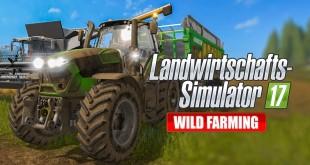 LANDWIRTSCHAFTS-SIMULATOR 17 #16: Auf Erkundungstour! LS17 Multiplayer Wild Farming