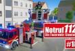 NOTRUF 112 #18: EINSATZ EXTREM: Der LKW brennt! I Gameplay Notruf 112 die Feuerwehr-Simulation