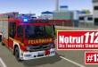 NOTRUF 112 #13: Wasserversorgung für den Brand! I Gameplay von Notruf 112 die Feuerwehr-Simulation