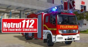 NOTRUF 112: Die Feuerwehr-Simulation: Brände löschen als Feuerwehrmann! PREVIEW