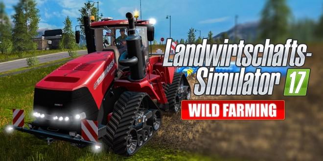 LANDWIRTSCHAFTS-SIMULATOR 17 #23: Map mit Wirtschaftszweigen? LS17 Multiplayer Wild Farming