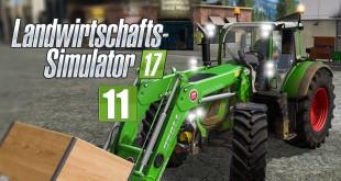 LANDWIRTSCHAFTS-SIMULATOR 17 FORST #10 – Der riesige Hackschnitzel-Berg! I LS17 Forst-Projekt