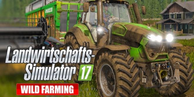 LANDWIRTSCHAFTS-SIMULATOR 17 #27: Der Zug steht im Weg! LS17 Multiplayer Wild Farming
