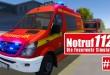 NOTRUF 112 #8: PKW-Brand Autobahn! I Gameplay PREVIEW Notruf 112 die Feuerwehr-Simulation