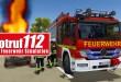 NOTRUF 112: Die Bus-Haltestelle brennt! I Gameplay PREVIEW Notruf 112 die Feuerwehr-Simulation