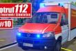 NOTRUF 112 #10: Heimrauchmelder: Brennt das Haus? I Gameplay von Notruf 112 die Feuerwehr-Simulation