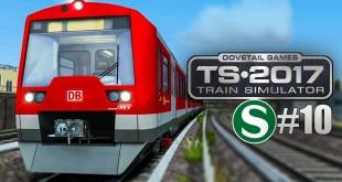 Train Simulator 2017 #10: Mit der S-BAHN im HVV auf der S1 in Hamburg!