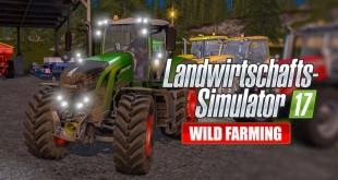 LANDWIRTSCHAFTS-SIMULATOR 17 #17: ERNTEZEIT! LS17 Multiplayer Wild Farming