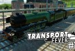 TRANSPORT FEVER #1: Die erste Eisenbahnstrecke! I Transport Fever deutsch Freeplay