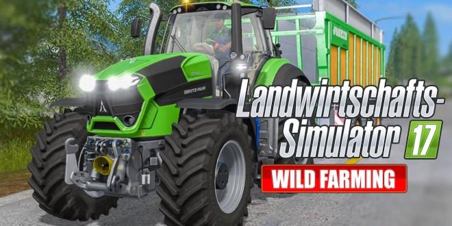 LANDWIRTSCHAFTS-SIMULATOR 17 #7: Legenden sterben nie. LS17 Multiplayer Wild Farming