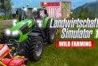 LANDWIRTSCHAFTS-SIMULATOR 17 #24: Wachstumsphase! LS17 Multiplayer Wild Farming