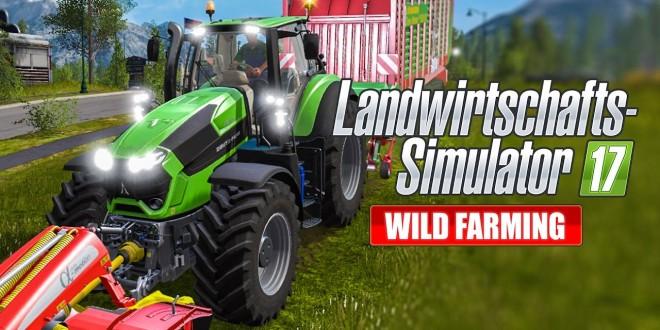 LANDWIRTSCHAFTS-SIMULATOR 17 #24: Wachstumsphase! LS17 Multiplayer Wild Farming