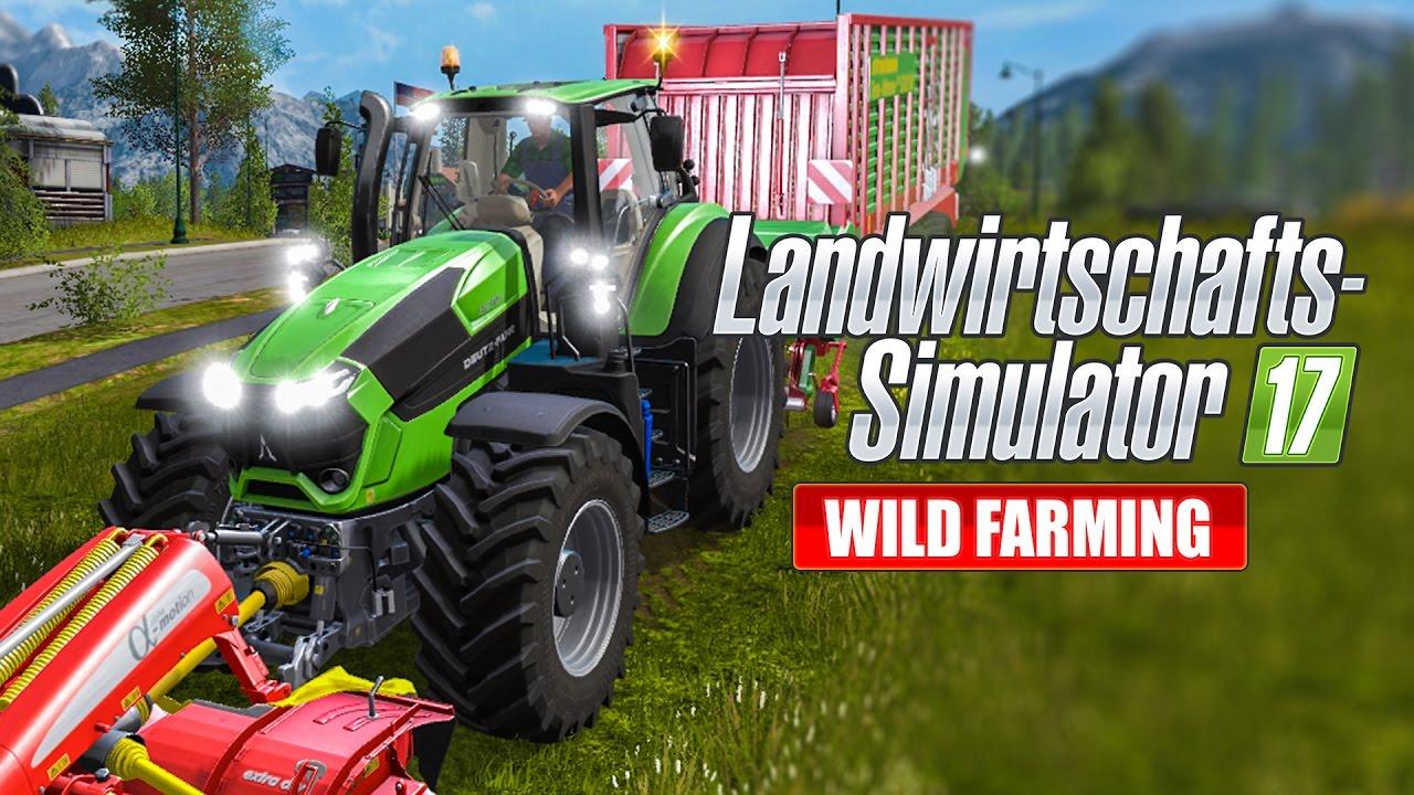 landwirtschafts simulator 17 24 wachstumsphase ls17 multiplayer wild farming nordrheintvplay. Black Bedroom Furniture Sets. Home Design Ideas