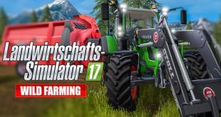 LANDWIRTSCHAFTS-SIMULATOR 17 #21: Geschenke und Silvester! LS17 Multiplayer Wild Farming