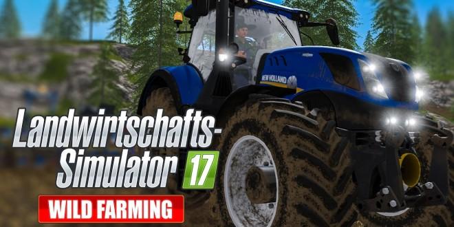 LANDWIRTSCHAFTS-SIMULATOR 17 #27: Feldarbeit EXTREM! LS17 Multiplayer Wild Farming
