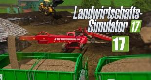 LANDWIRTSCHAFTS-SIMULATOR 17 FORST #17 – Förderbandsystem für Hackschnitzel! I LS17 Forst-Projekt