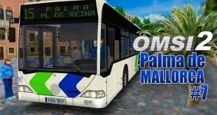 OMSI 2: MALLORCA #7: CITARO 1 Gelenkbus in Palma de Mallorca! Zu teuer?