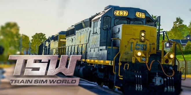 TRAIN SIM WORLD #3: Motorschaden im Tunnel!  I TSW Eisenbahn Simulator deutsch