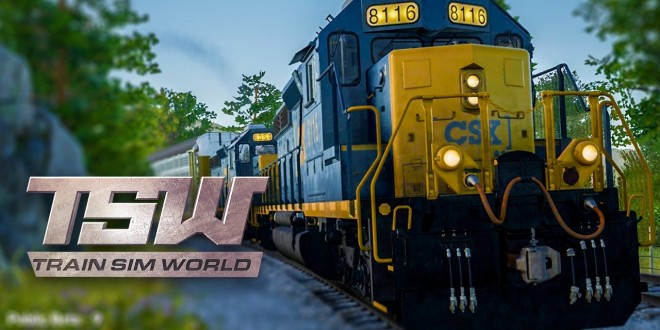 TRAIN SIM WORLD #2: Motorausfall bei der Diesellok! I TSW Eisenbahn Simulator deutsch