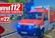 NOTRUF 112 #22: Autounfall mit Totalschaden! I Gameplay Notruf 112 die Feuerwehr-Simulation