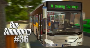 BUS SIMULATOR 16 #36: MERCEDES-Benz CITARO K im Bus-Simulator!