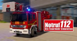 NOTRUF 112: EINSATZ bei Sonnenschein! I Feuerwehr-Simulation