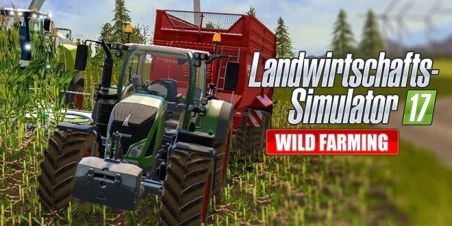 LANDWIRTSCHAFTS-SIMULATOR 17 #59: Neue MAP? LS17 Multiplayer Wild Farming