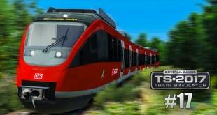 Train Simulator 2017 #17: Mit dem BOMBARDIER TALENT BR 644 unterwegs auf der RURTALBAHN