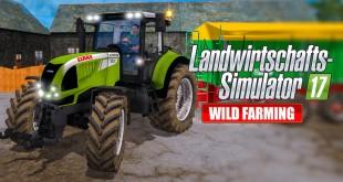 LANDWIRTSCHAFTS-SIMULATOR 17 #55: ZUG verkaufen? LS17 Multiplayer Wild Farming