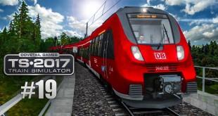 Train Simulator 2017 #19: Mit der DB BR 442 auf der MITTENWALDBAHN I Bombardier Talent 2