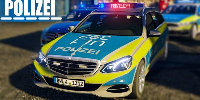 BENZINKLAU an der Tankstelle | Achtung: POLIZEI #2 GTA V LSPDFR deutsch
