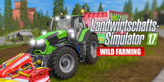LANDWIRTSCHAFTS-SIMULATOR 17 #60: Qualmender Case-Traktor! LS17 Multiplayer Wild Farming