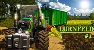 LS 17: LURNFELD #1: Mit Mittelklasse-Traktoren durch Österreich! | LANDWIRTSCHAFTS-Simulator 2017