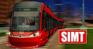 SIMT: Mit der SKODA 30T Straßenbahn unterwegs! | PREVIEW SIMT Straßenbahn-Simulator