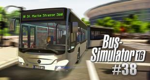 BUS SIMULATOR 16 #38: MERCEDES-Benz CITARO K unterwegs auf der CITYTOUR mit Sehenswürdigkeiten!